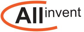 Allinvent as logo